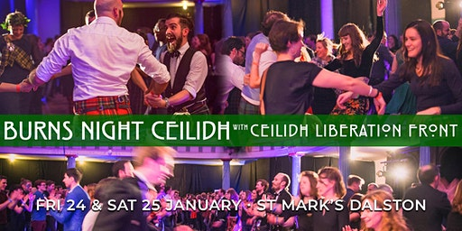 Burns Night Ceilidh | SOLD OUT