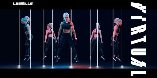 """LES MILLS SEMINAR """"THE FUTURE IS VIRTUAL"""" - CORBY"""