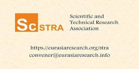 6th ICSTR Bangkok – International Conference on Science & Technology Research, 16-17 July 2020 tickets