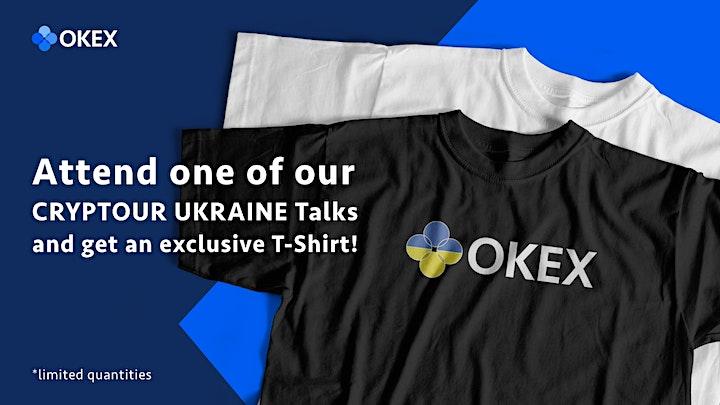 OKEx Cryptour Ukraine 2019 - Kharkiv image