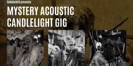 Acoustic Candlelight Gig: Secret Performance tickets