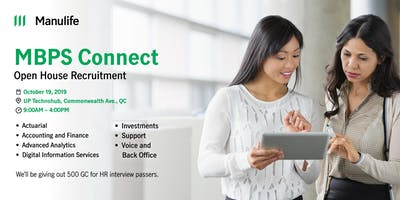 MBPS Connect October 2019