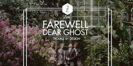 Mezzanine Live: Farewell Dear Ghost Tickets