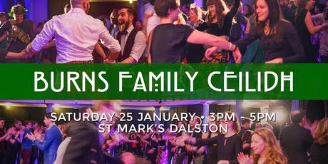 Burns Family Ceilidh tickets