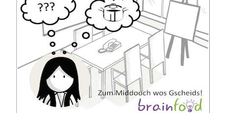 Brainfood - Warum man nicht nicht kommunizieren kann Tickets