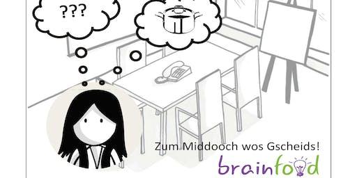 Brainfood - Warum man nicht nicht kommunizieren kann