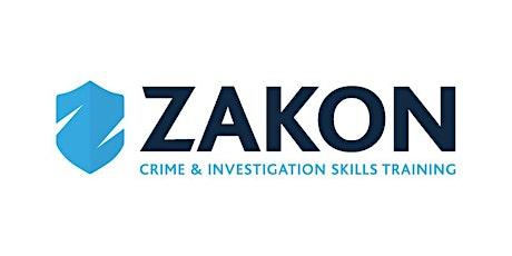 Interpreting Police Interviews  2 days NEWPORT 30th and 31st Jan 2020 tickets