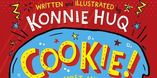 Konnie Huq (Dulwich Literary Festival)