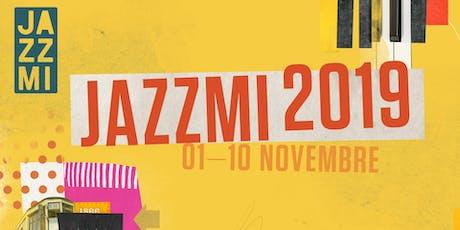 JAZZMI 2019 | ROBERTA GENTILE & THE LATE SET biglietti