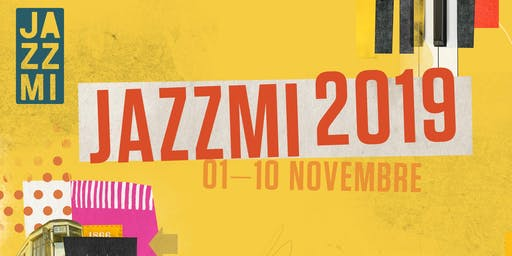 JAZZMI 2019 | ROBERTA GENTILE & THE LATE SET