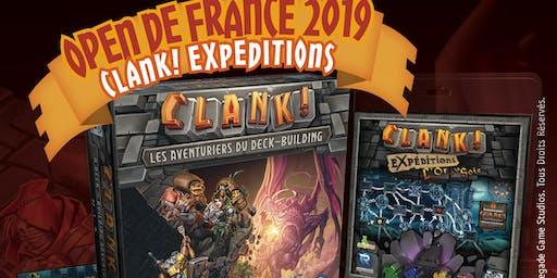 Open de Clank! 2019 Expéditions L'Or et la Soie
