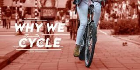 Why We Cycle tickets