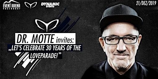 Dr.Motte Celebrate 30 Jahre Loveparade
