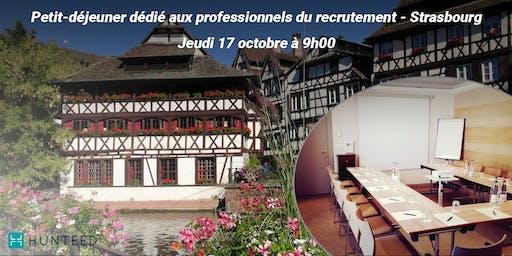 Petit déjeuner entre professionnels du recrutement - Strasbourg