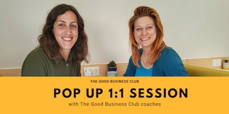 Business Coaching & Advice with The Good Business Club tickets