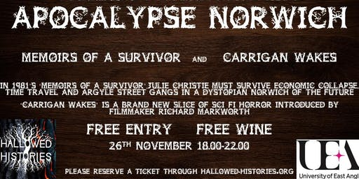 Hallowed Histories Present - Apocalypse Norwich