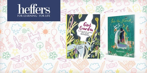 Children's Launch: 'Gut Garden' and 'Into The Forest'