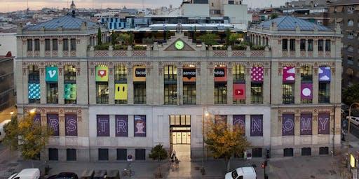 "Taller ""Imagina tu ciudad sostenible perfecta"", con Chiquitectos"