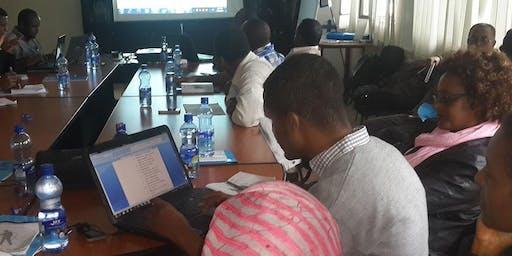 Training on Institutional Development and Organizational Strengthening