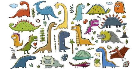 Dino-Design tickets
