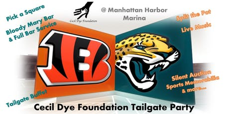 Cecil Dye Foundation Tailgate Fundraiser tickets