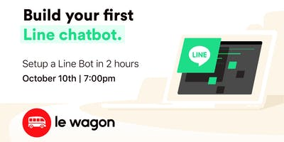 Build your first Line chatbot - Workshop