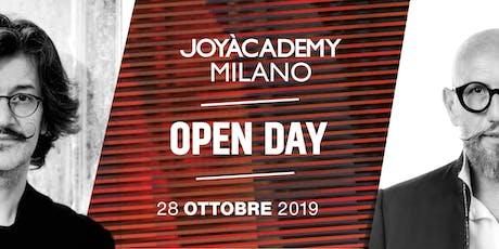 Joyàcademy Milano - Open Day biglietti