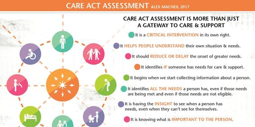 Care Act and Funding Decisions Course