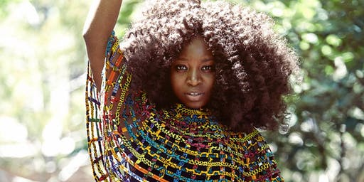 AfroDance with Kemi OG (10/19)-All levels 12:15PM CHECK IN
