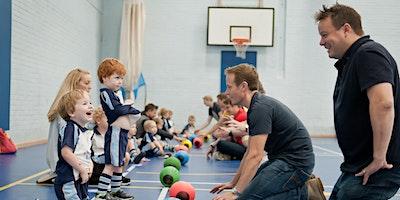 FREE Rugbytots taster session at Brockenhurst Coll