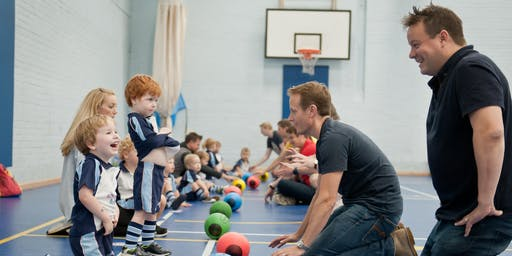 FREE Rugbytots taster session at Brockenhurst College