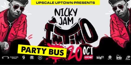 SHUTTLE BUS TO NICKY JAM CONCERT