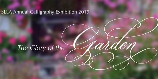 SLLA Annual Calligraphy Exhibition 2019