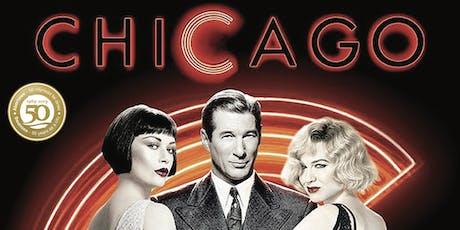 Chicago (+ Pizzaboyz!) tickets