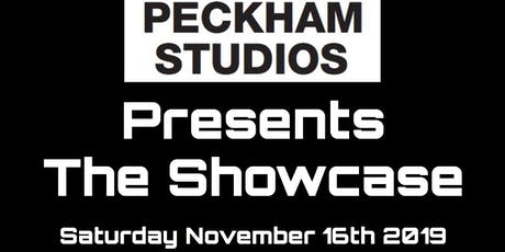 Peckham Studios Presents The Showcase tickets