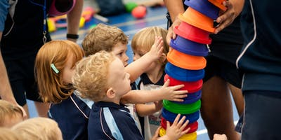 FREE Rugbytots taster sessions in Fordingbridge