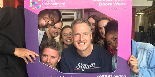 Croydon Commitment Business Open Door Month - Signal Brewery
