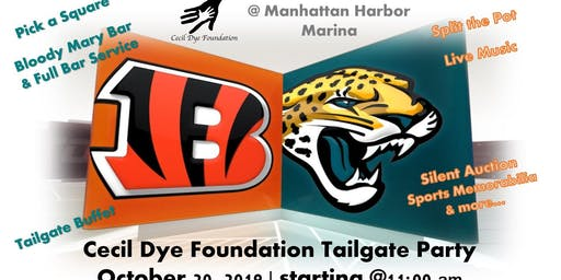 Cecil Dye Foundation Tailgate Fundraiser