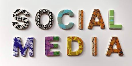 Taller de Redes Sociales para Emprendedores entradas