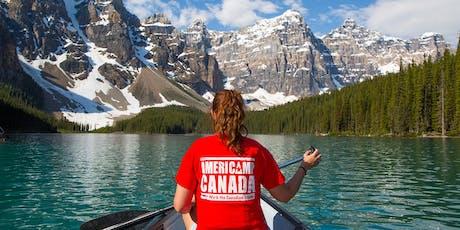 AmeriCamp Canada Camp Fair - DUBLIN tickets