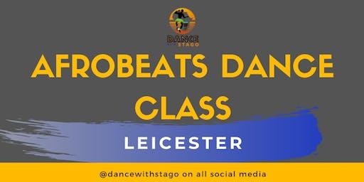 Afrobeats Dance Class Leicester