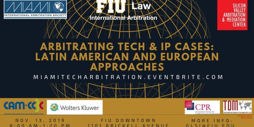 Miami Tech/IP Arbitration Seminar