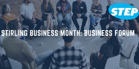 Stirling Business Month: Business Forum tickets