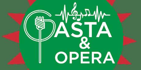 Pasta & Opera Tickets