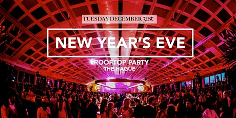 New Year's Eve Rooftop Party | Den Haag tickets