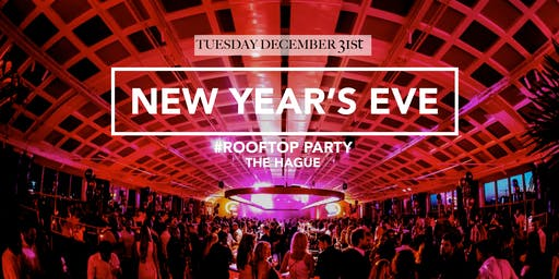 New Year's Eve Rooftop Party | Den Haag