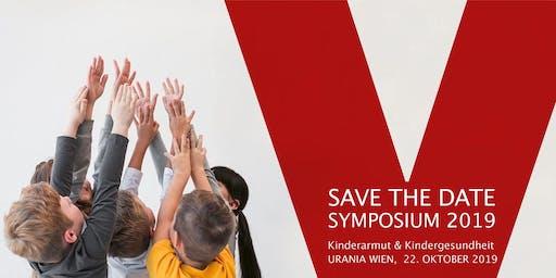 Volkshilfe-Symposium zum Thema Kinderarmut und Kindergesundheit, 22.10.2019