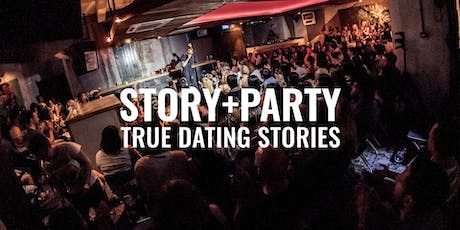 Story Party Hamilton | True Dating Stories tickets
