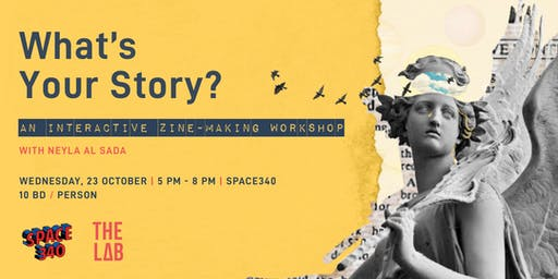 What's Your Story? An Interactive Zine-Making Workshop