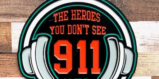 The Heroes You Don't See 1 M 5K 10K 13.1 26.2 -Shreveport